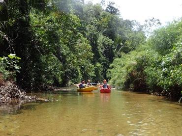 Indian Creek river